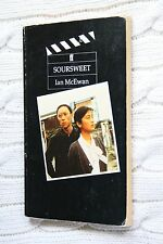 Soursweet by Ian McEwan (Screenplay/ First Edition 1998/ illustrated)