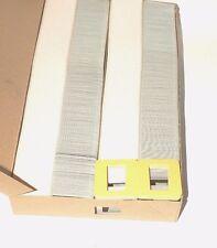 Heat Seal Orange Slide Mounts Box of 500