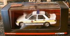 FORD SIERRA SAPPHIRE COSWORTH ISLE OF MAN POLICE 1/43 VANGUARDS VA10008 RHD