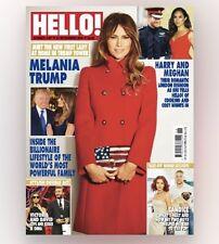 Hello Magazine Issue 1472 March 13th 2017 Oscars Hollywood Drama Kate Middleton