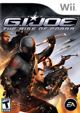 G.I. Joe: The Rise of Cobra WII New Nintendo Wii