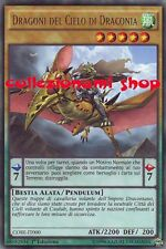 CORE-IT000 DRAGONI DEL CIELO DI DRACONIA - RARA - ITALIANO