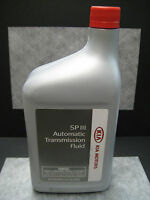 Kia Genuine SPIII SP3 Automatic Transmission Fluid OEM 1 quart - Ships Fast!