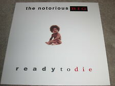 THE NOTORIOUS B.I.G. - READY TO DIE - NEW - LP RECORD