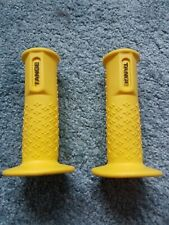 SUPER RARE NOS RALEIGH BURNER AERO PRO YELLOW TANGE SEIKI SK-115 BMX GRIP