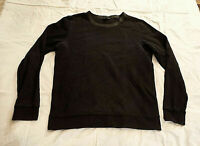 Sweatshirt,Pullover,Gr. L,COS,schwarz,Mischgewebe