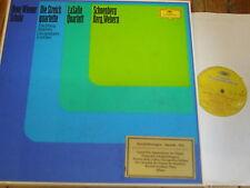 2720 029 New Vienna School String Quartets / LaSalle Quartet 5 LP box