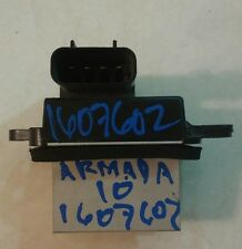 2010 NISSAN ARMADA OEM HVAC BLOWER MOTOR RESISTOR REAR    ~FREE SHIPPING~