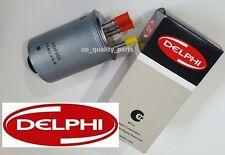 JAGUAR XF XJ 2009-> 3.0 TD V6 Diesel Fuel Filter Delphi OEM C2Z8780 HDF955