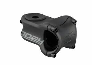 Spank Oozy Trail Stem Stem 50mm Length, 31.8mm Bar Clamp, Black Anodized New