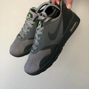 Nike Air Max Tavas Grey Sneakers Trainers Size UK 7.5