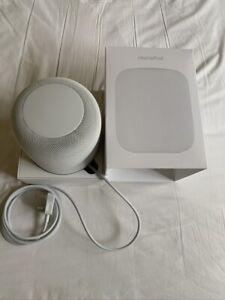 New Apple HomePod