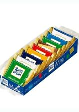 Chocolate Mini Mix Bars 9 Pieces Box Ritter Sport Germany Flavors Nuts More