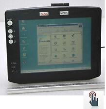 "DLOG mpc5 PC portatile 10,4"" 26cm touchscreen lNAUDlBLE 2x rs-232 per 12v a 50v -2"
