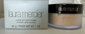 Laura Mercier No 1 Loose Setting Face Powder Translucent 29g / 1 oz NEW