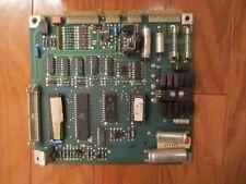 William's Joust arcade sound board repair service