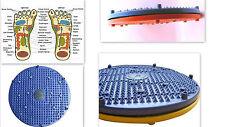 2 En 1 Twister magnética y acupresión Power Mat de forma de cuerpo y pérdida de peso #