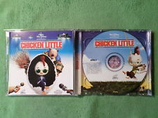 Chicken Little. 2-CD Video Compact Disc Set. 2005. Distributed In Malaysia