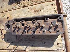 Oliver 66 Tractor Original Engine Motor Cylinder Head