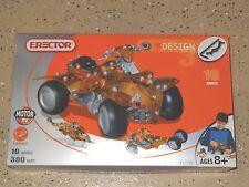 Erector Design 3 Off Road 4 Wheeler Set New Meccano  Building Toy Quad