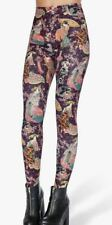 BLACK MILK NWT XXS COURTESANS OF KIKUGAWA LEGGINGS Museum - Discontinued