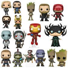 Funko POP Hulkbuster Groot Thanos Ant Thony Thor SpiderMan Iron Man Figure Toys