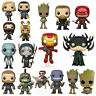 Funko POP Hulkbuster Groot Thanos Ant Thony Thor SpiderMan Iron Man Figure Toys