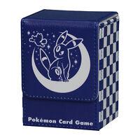 Pokemon Center Japanese Umbreon & Espeon Deck Box Shield Card Protector