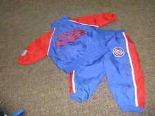 CHICAGO CUBS 3-6 JACKET PANT SET BABY INFANT