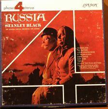 NASTRO-RUSSIA-DECCA 4 PHASE-REEL TO REEL