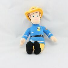 Doudou poupée pompier Sam Fireman - Poupée - Lutin Classique