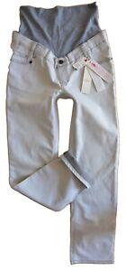PREMIUM ESPRIT Umstand Jeans Gr.34/30 short blau Hose NEU Maternity NEU 79,95€
