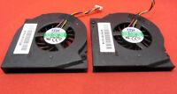 2 x AVC 55mm Laptop Blower Fan 5V DC 0.5A - BAAA0508R5H- 4 Pin Ultra Thin / Flat