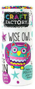 Craft Factory Wise Owl: Make and Personalize Your New Friend! by Parragon Books