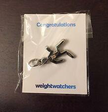 "Weight Watchers ""WW"" Runner Charm, Buy 3 Get $5 Off!! R6306"