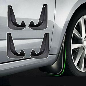 4Pcs Car Mud Flaps Splash Guards Front Rear Fender Auto Universal Accessories
