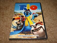 RIO Widescreen DVD Animated Kids/Children/Family Movie BRAND NEW & SEALED