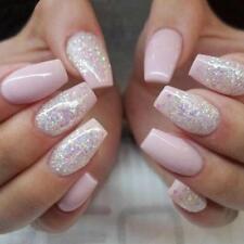 500pcs Press On Nails Fake Nail Beauty Fashion False Plastic Nail Art Tips Cover