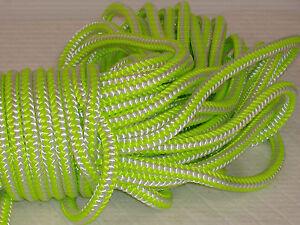 Arborist 12 strand polyester climbing rope 7/16x150 feet Blue Ox climbing line