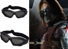 Captain America:The Winter Soldier Bucky Barnes Goggles Cosplay Eyes Mask Props