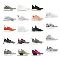 Adidas Trainers Mens Womens NMD Running Sports Shoes Size 5 6 7 8 9 10 11 12