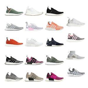 Adidas Trainers Mens Ladies Women NMD Running Sport Shoe Sze 5 6 7 8 9 10 11 12