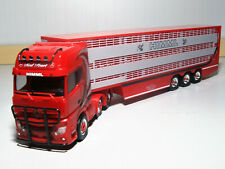 Herpa Mercedes-Benz Actros GigaSpace Viehtransporter Himml Limited 311410