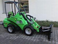 ATV Schneepflug Schneeschild Quad Lader AVANT, landwirtschaftliche Maschine