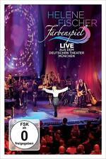 DVD Helene Fischer - Live aus dem Deutschen Theater München - Farbenspiel 2013