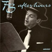 CD: FRANK SINATRA FS After Hours STILL SEALED (Bill Miller)