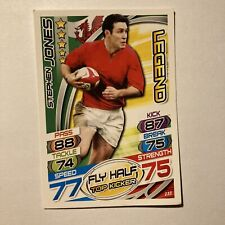 Topps Rugby Attax Card 2015 #233 Stephen Jones Wales Fly Half Legend Top Kicker