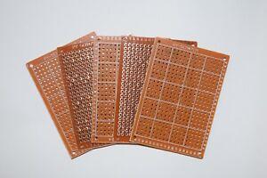 5 PCS  5x7cm PCB Board - Prototype Circuit Board Universal Experiment Matrix