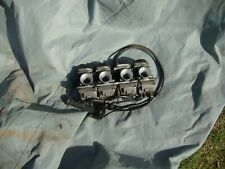 YAMAHA 1994 XJ600 DIVERSION CARBURETTORS CARBS COMPLETE WITH CABLES & TWIST GRIP