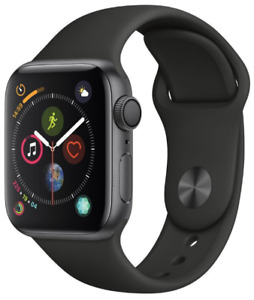 Apple Watch Series 4 - 44mm - (GPS + Cellular) - Space Gray - Very Good